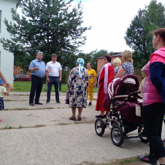В Подмосковье активно продолжается реализация партийного проекта «Своих не бросаем»