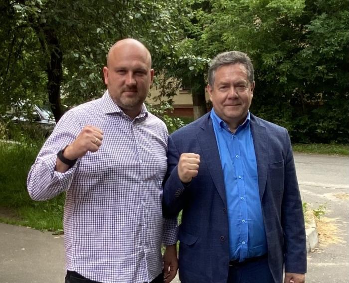 Сергей Стрельцов: движение «За новый социализм» в союзе с КПРФ