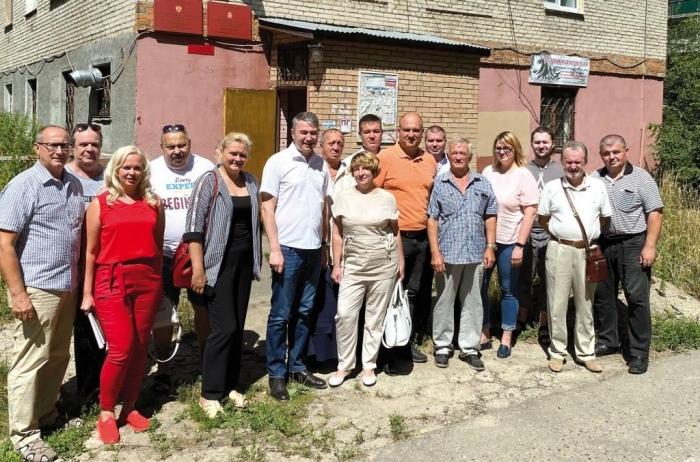 Воскресенск: КПРФ даст бой «партии пенсионного грабежа»