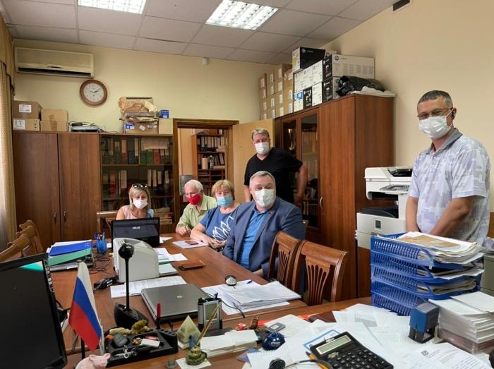 Борис Иванюженков подал документы на выдвижение в депутаты Госдумы