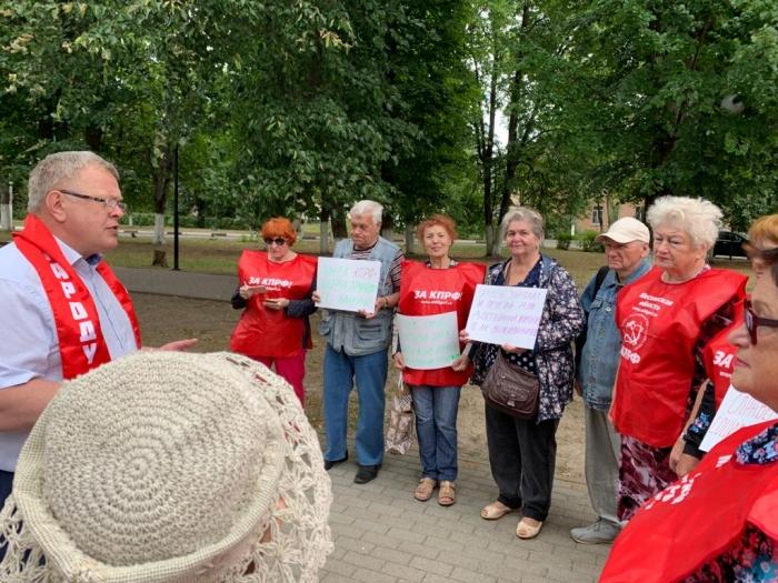 Александр Наумов: «Мы должны сплотиться ради будущего народа и Родины!»