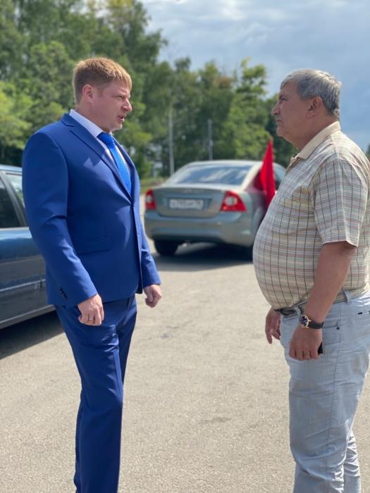 Константин Черемисов: «Акция «АНТИКАП-2021» будет проходить до тех пор, пока власть нас не услышит!»