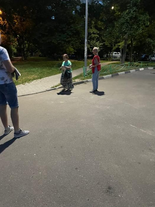 «АНТИКАП-2021» в городском округе Балашиха