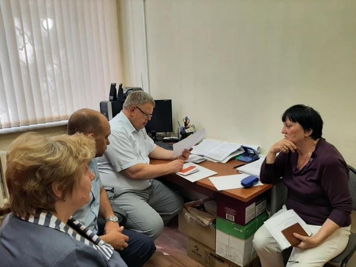Александр Наумов посетил с рабочим визитом г.о. Подольск