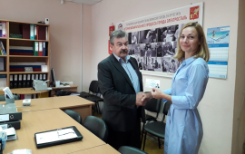 Евгений Бабин зарегистрирован кандидатом в депутаты Московской областной Думы