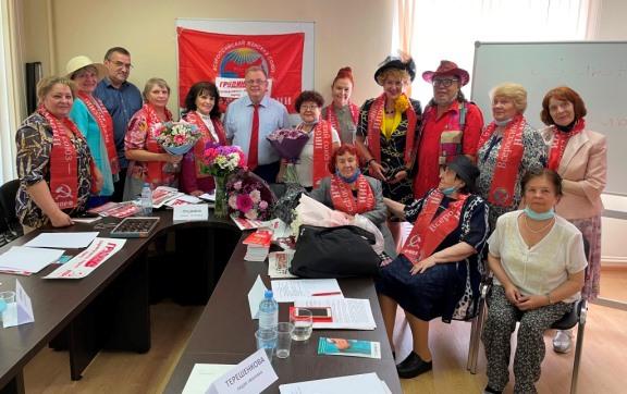 Женщины Подмосковья за честные выборы!