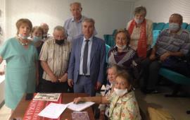 Василий Бызов: «Все наказы ветеранов берем в работу»