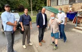 Сергей Стрельцов: в Коломне необходимо реанимировать программу сноса бесхозных гаражей