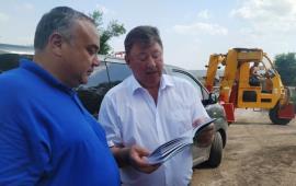 Академик В.И. Кашин посетил предприятия АПК Кавказских Минеральных Вод