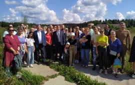 Константин Черемисов провел встречу с обманутыми дольщиками