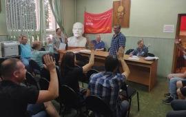 Красногорские коммунисты активно готовятся к выборам