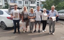 Встреча в Калининце