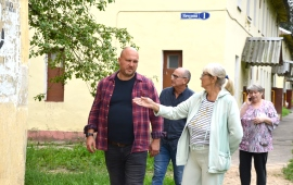 Сергей Стрельцов: из аварийных бараков - в комфортное жилье