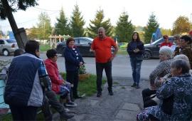 Сергей Стрельцов встретился с жителями деревни Малое Карасево