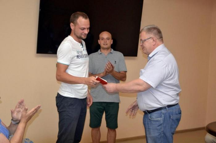 Александр Наумов принял участие в расширенном собрании Озёрского отделения КПРФ