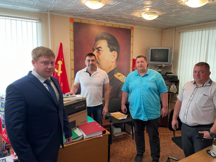 Кандидаты-коммунисты провели встречи с однопартийцами