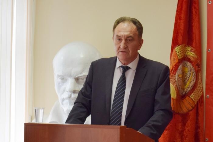Большие выборы: состоялось очередное заседание предвыборного штаба МК КПРФ