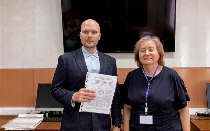 Александр Корнев зарегистрирован в качестве кандидата в депутаты Государственной Думы