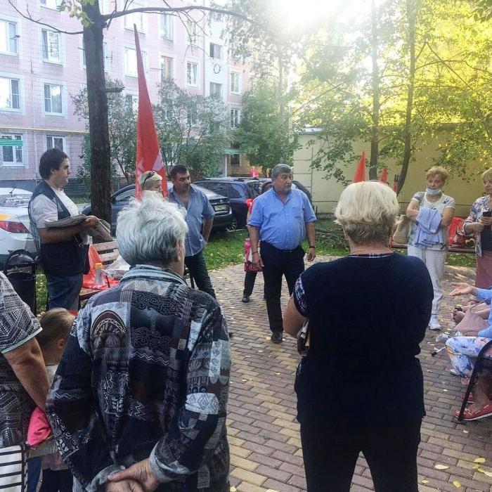 Константин Черемисов: «Выборная кампания входит в активную фазу, коммунисты работают на победу!»