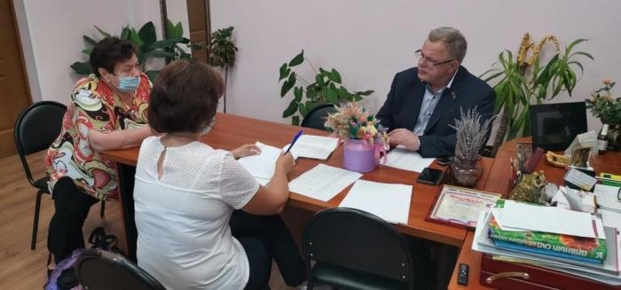 Александр Наумов: «В такой Великой стране, как Россия, человек труда не должен жить за чертой бедности!»