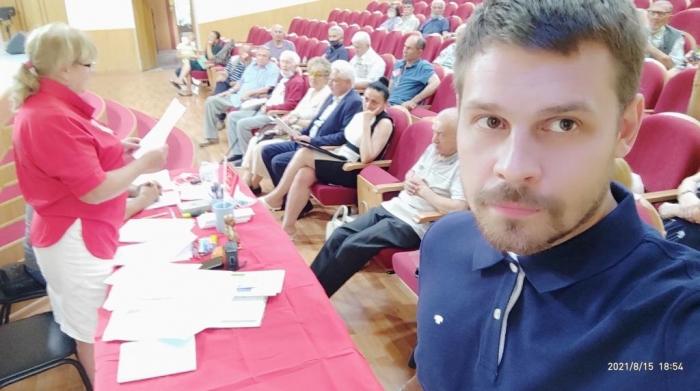 Встреча в Селятино