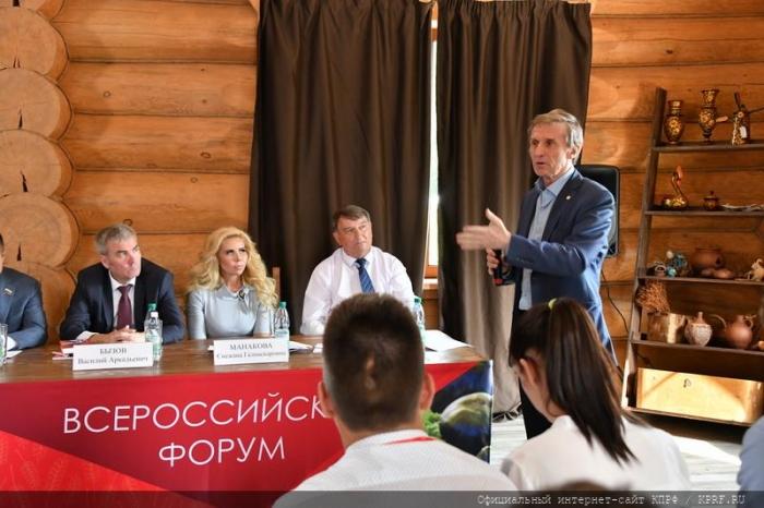 Народные, коллективные, государственные предприятия – будущее России!
