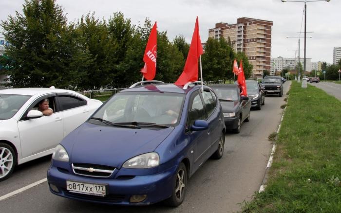 Выбор есть: выкинуть белый флаг или стать под красные знамёна