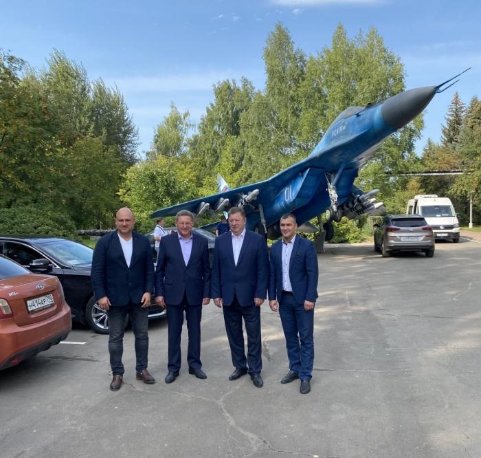 Луховицкий авиационный завод им. П.А. Воронина - флагман отечественного самолетостроения