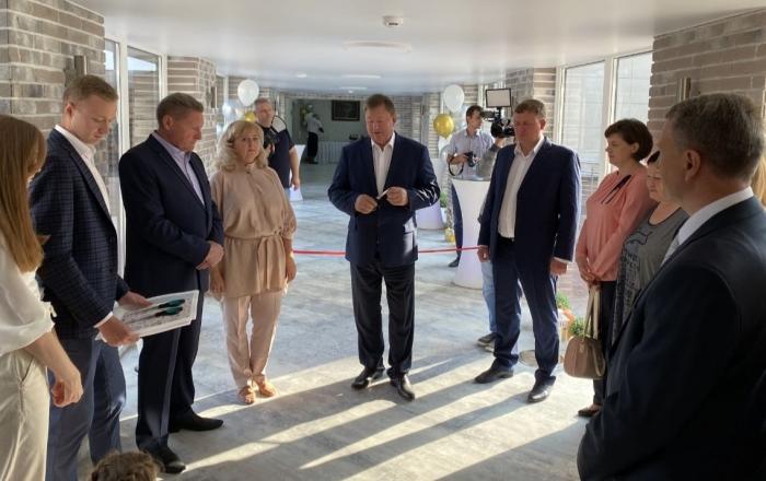 В Луховицах открылся новый корпус гостиницы «Гармония»