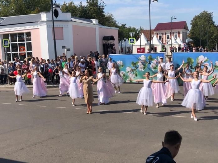 Александр Наумов: «Кашира - город-труженик, город-воин!»