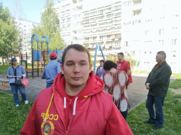 Агитрейд по Сергиево-Посадскому округу