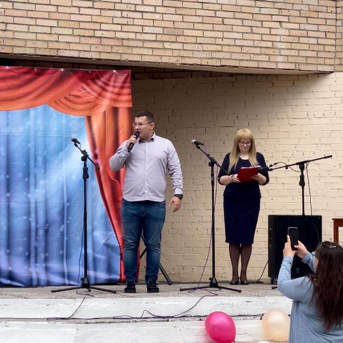 Депутат-коммунист Марк Черемисов посетил праздничное мероприятие в Балашихе