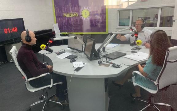 Состоялись первые дебаты кандидатов в депутаты Мособлдумы на Радио 1