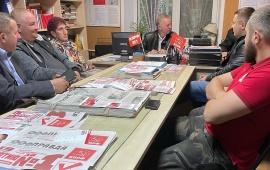 Состоялось заседание Бюро Балашихинского городского отделения КПРФ