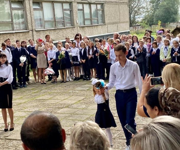 Сергей Стрельцов поздравил коломенских школьников с началом учебного года