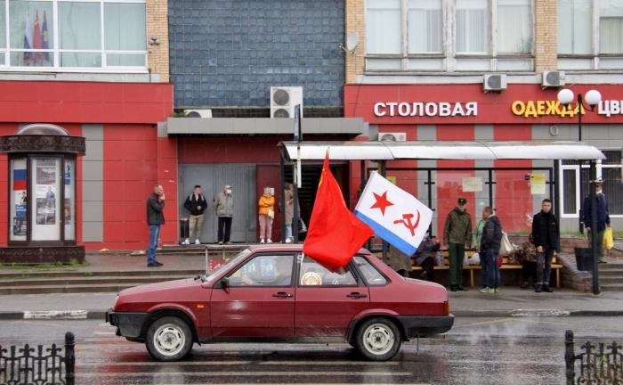 За Программу КПРФ! За народовластие и социализм!