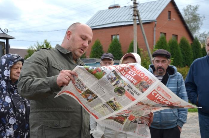 Сергей Стрельцов: мусорные лоббисты делают жизнь людей невыносимой