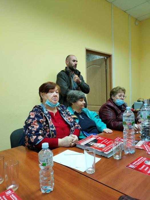 Василий Бызов: «Власть должна услышать людей!»