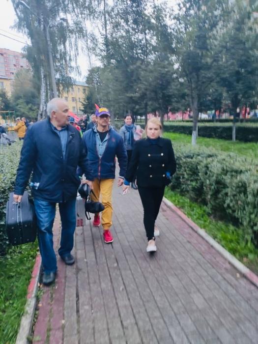 Королёв и Ивантеевка вместе в решающем бою!!!