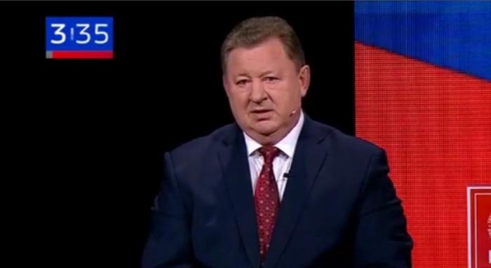 Заместитель Председателя ЦК КПРФ В.И. Кашин принял участие в дебатах на телеканале «Россия-1»