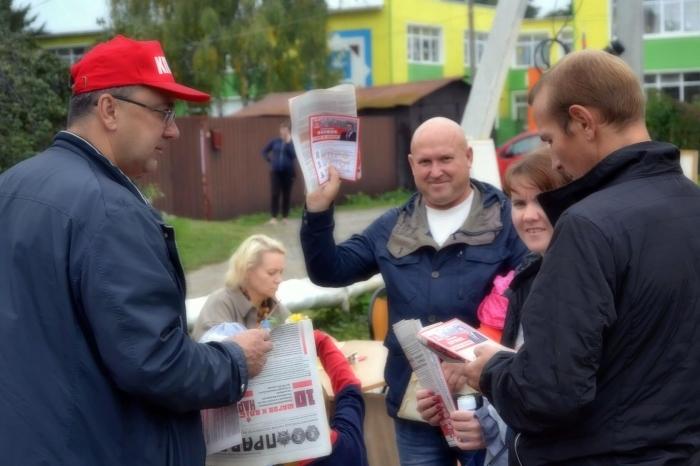 Александр Наумов: Без села не будет процветания России!