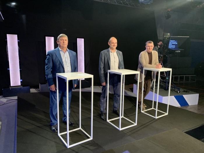 Зампред Мособлдумы Константин Черемисов принял участие в дебатах на телеканале «360»