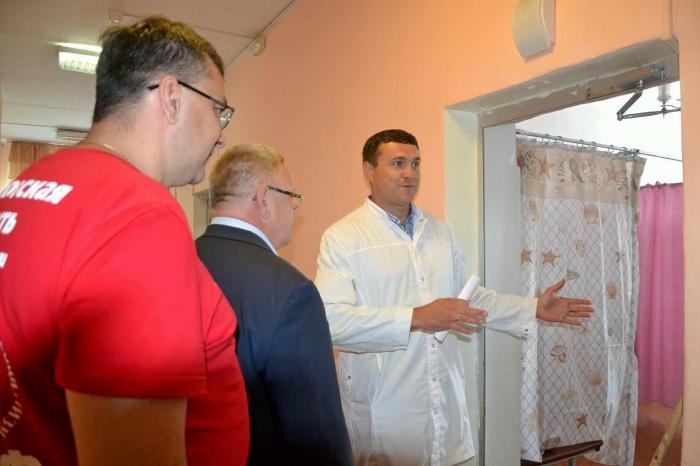 Александр Наумов: Доступные и бесплатные здравоохранение и образование должны быть для всех граждан России!