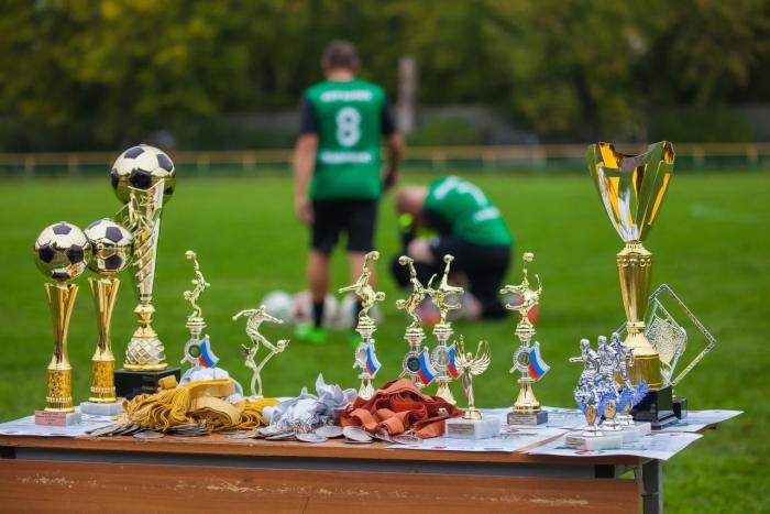 Заместитель председателя МОД Константин Черемисов открыл финал турнира по футболу в Балашихе