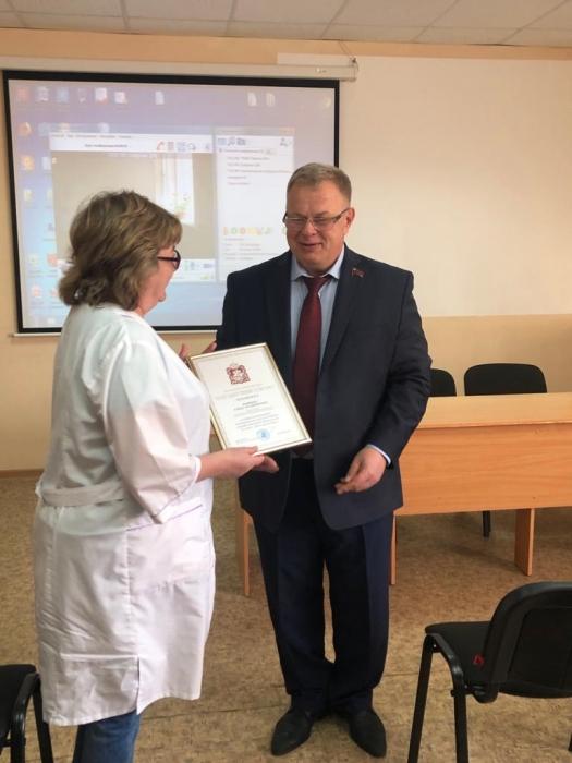 Александр Наумов: Подмосковье испытывает серьёзную нехватку медицинских работников