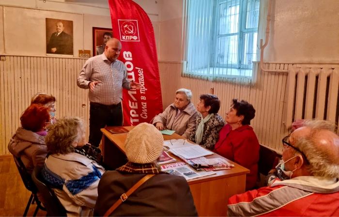 Сергей Стрельцов: «дети войны» заслужили ежемесячной доплаты в размере десяти тысяч рублей