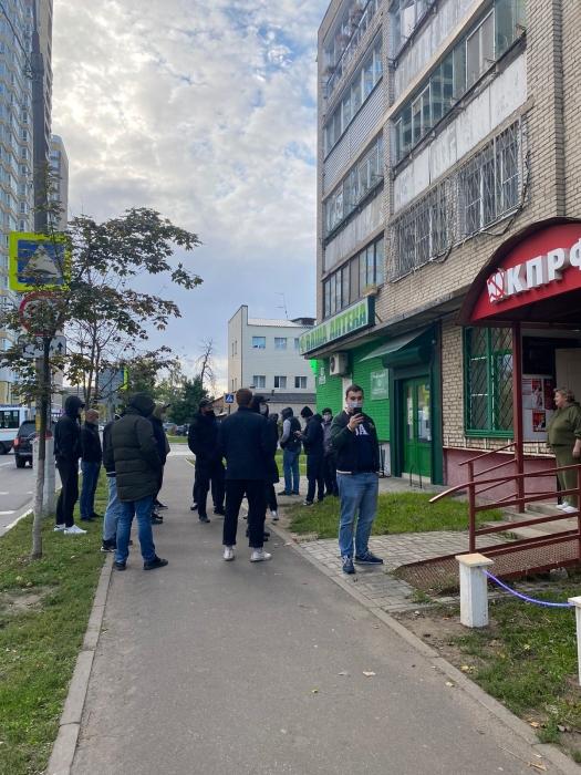 Нарушения в городском округе Королёв