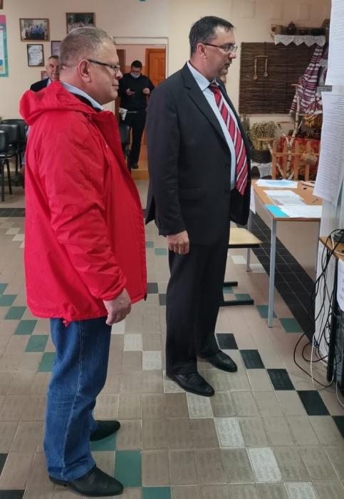 Нарушения первого дня голосования в Ступино