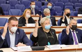 Коммунист Светлана Петрова стала единственным депутатом, проголосовавшим против административных махинаций в г. Королёве!