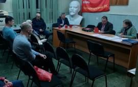 Красногорский ГК КПРФ пополняется новыми товарищами